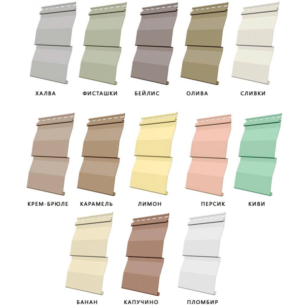 Виниловый сайдинг docke (дёке): монтаж, цвета, комплектующие.