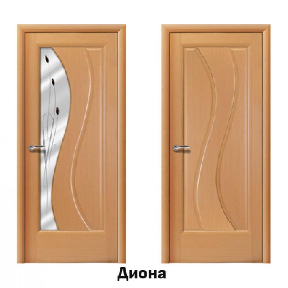Челябинские межкомнатные двери