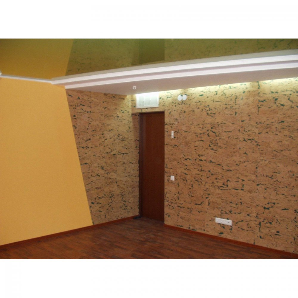 Пробковые покрытия для стен фото