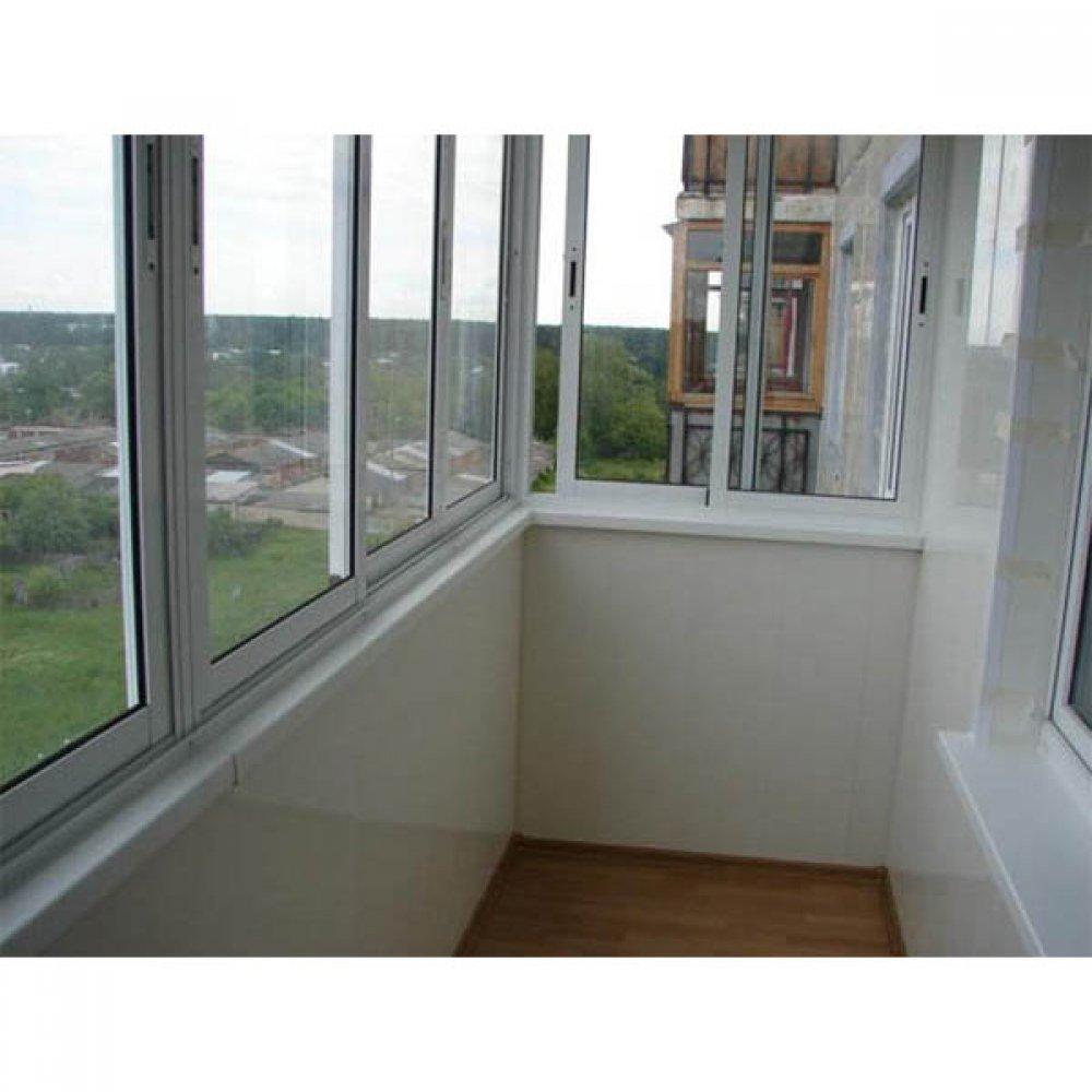 Обшивка балконов и лоджий пластиковыми панелями пвх фото, ви.